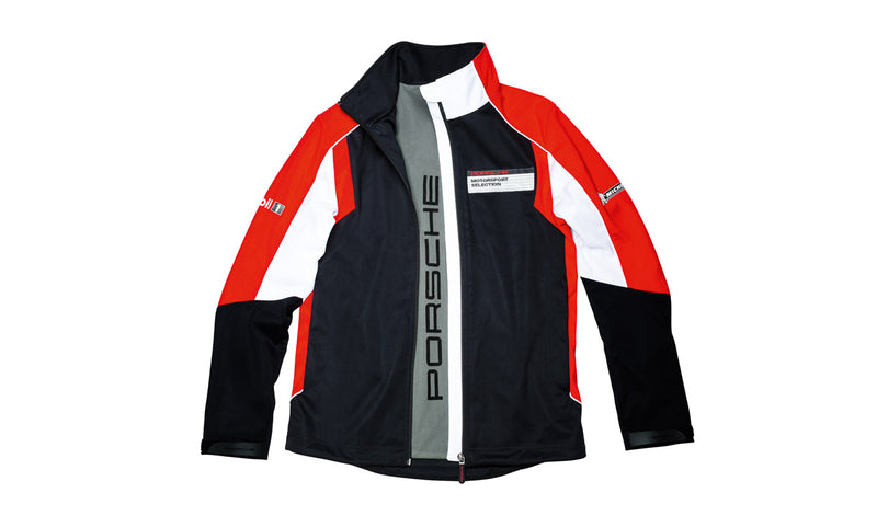 Porsche Driver's Selection Unisex Softshell Jacket - Motorsport Collection