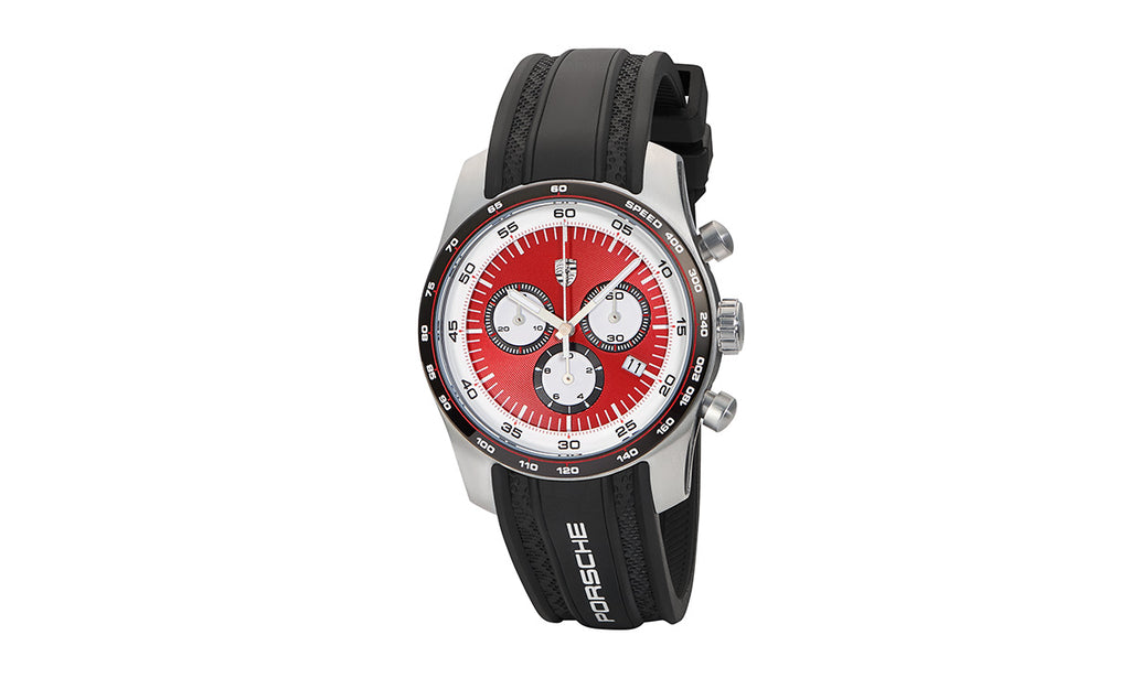 Porsche Driver's Selection Sport Chronograph Watch - New (2017) Limited