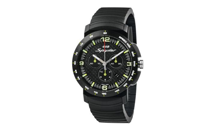 Porsche Driver's Selection 918 Spyder Chronograph Watch - Limited Edition