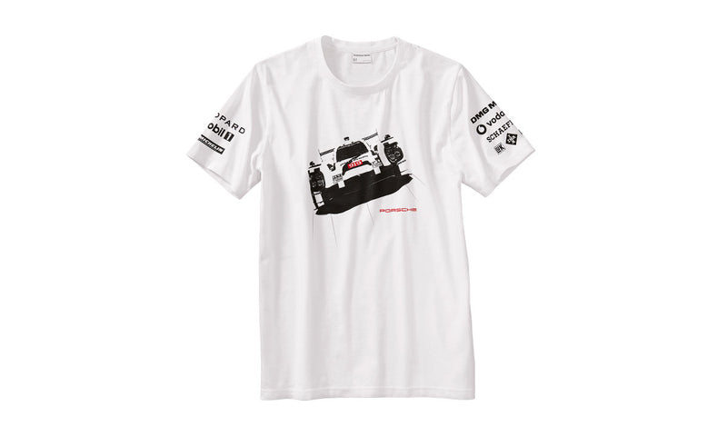 Porsche Driver's Selection Unisex T-shirt - Racing Collection