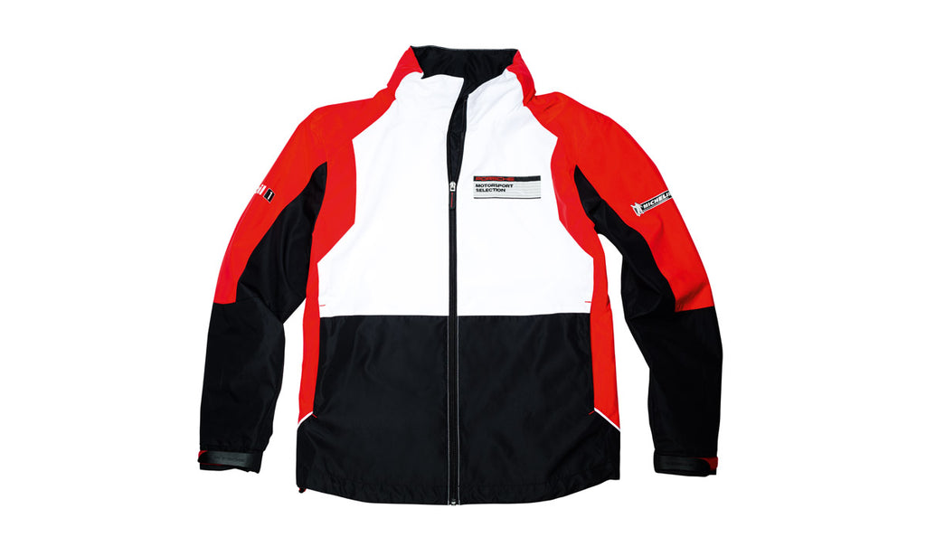 Porsche Driver's Selection Men's Windbreaker Jacket - Motorsport Collection