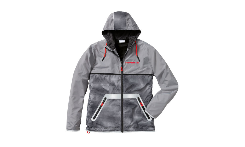 Porsche Driver's Selection Unisex Windbreaker Jacket - Racing Collection