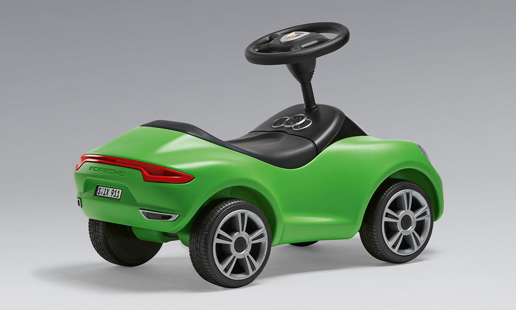 Porsche Driver's Selection Baby Push Car 4S- Lizard Green