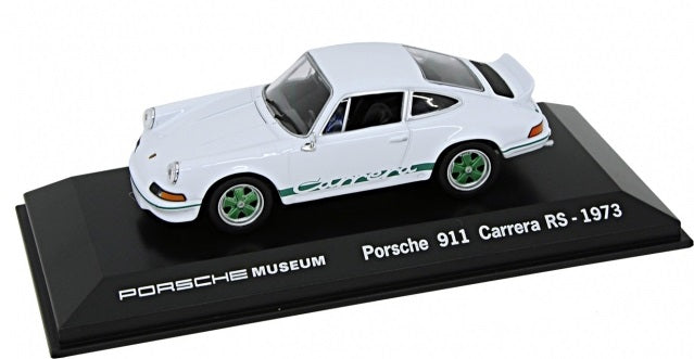 Porsche Museum 911 Carrera RS 1973 Model Car 1:43 Scale