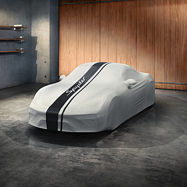 Porsche Tequipment 718 Spyder Indoor Car Cover