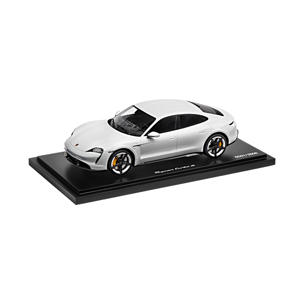 Porsche Driver's Selection Taycan Turbo S Limited Edition Model Car- 1:18 Scale
