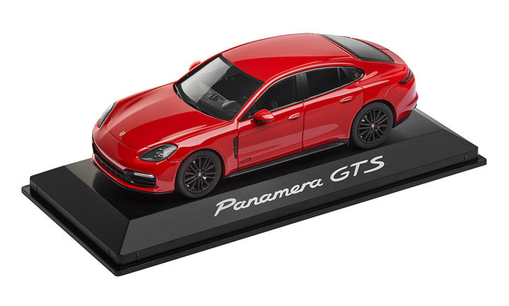 Porsche Driver's Selection Panamera GTS Model Car