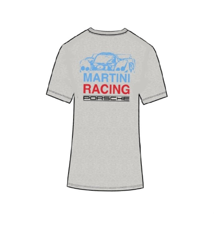 Porsche Driver's Selection Unisex Martini Racing T-Shirt - US-market release