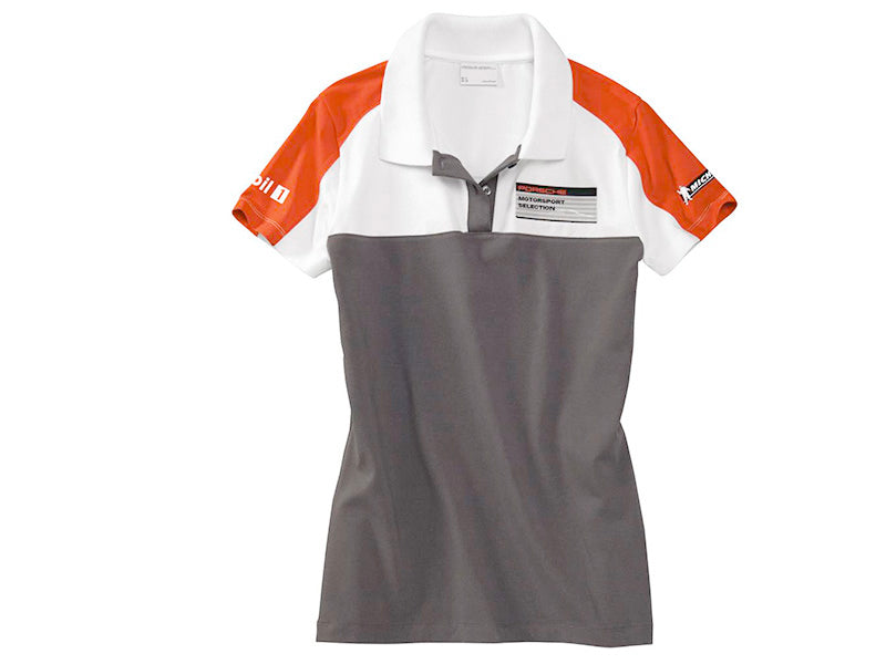 Porsche Driver's Selection Women's Polo Shirt - Motorsport Collection