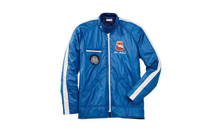 Porsche Driver's Selection Men's Racing Jacket - Steve McQueen Collection