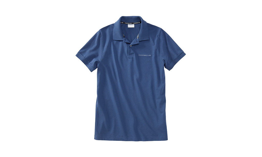 Porsche Driver's Selection Men's Classic Polo Shirt - Blue
