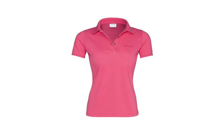 Porsche Driver's Selection Women's Classic Polo - Pink