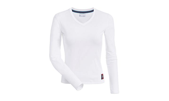 Porsche Driver's Selection Women's Longsleeve T-shirt - Martini Racing