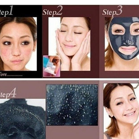 Deep cleansing face mask
