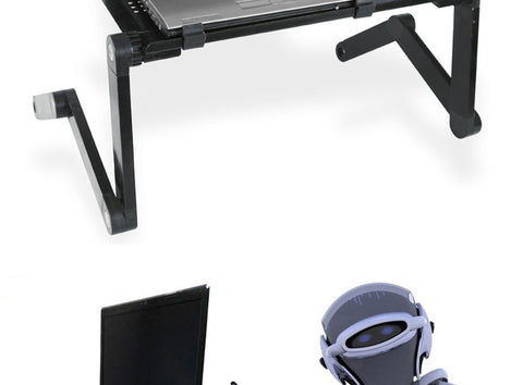 Portable Adjustable Foldable desk for Laptop