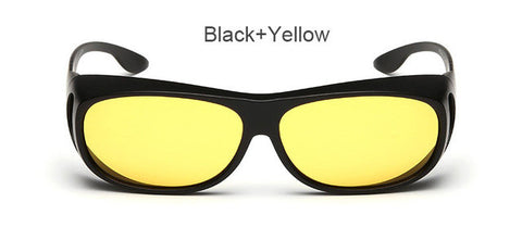 Polarized Night Vision Anti Glare Sunglasses