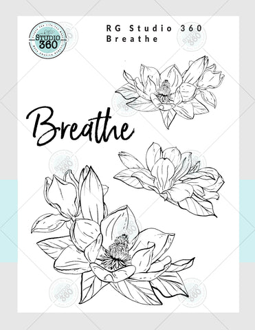Breathe - Exclusive Mixed Media Virtual Class