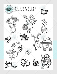 Easter Rabbit - Exclusive Download!