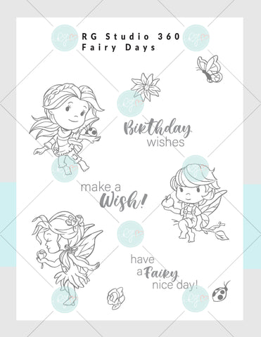 Fairy Days - Exclusive Digital Download