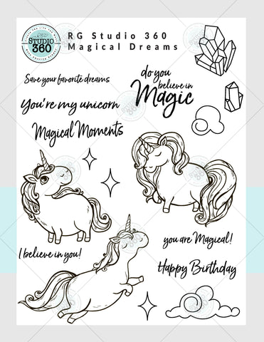 Magical Dreams Unicorns - Free Virtual Class
