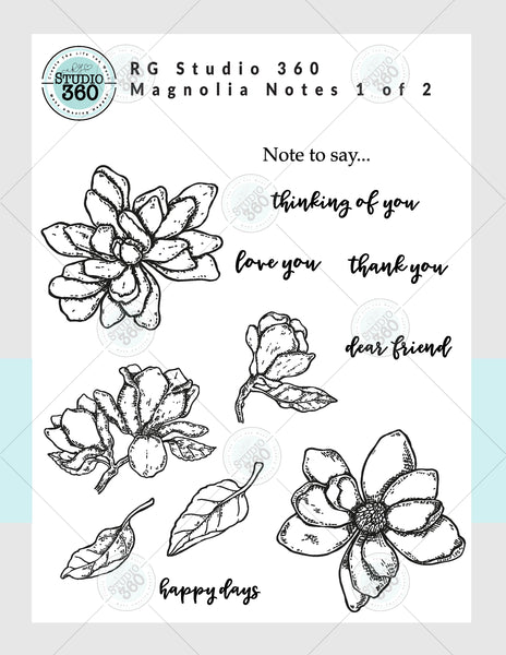 Magnolia Notes - Exclusive Download and Virtual Class