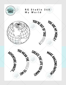 My World - Exclusive Digital Download