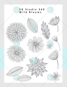 Wild Blooms - Exclusive Digital Download