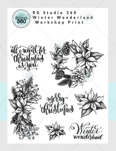 Winter Wonderland - Exclusive Download and Virtual Class