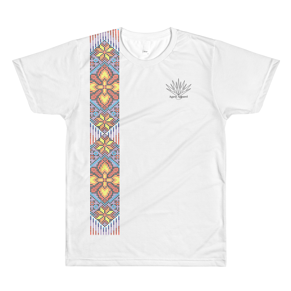 Agave Apparel Beads print Men's T-Shirt