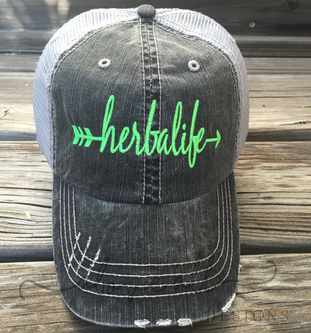 Herbalife Trucker Hat