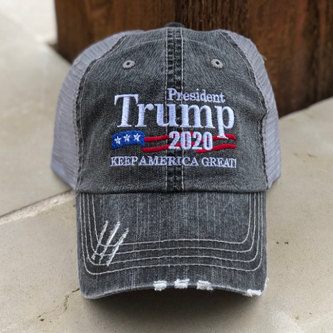 President Trump 2020 Trucker Hat