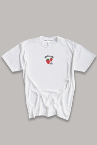 Alpha Phi Strawberry tee - Spikes and Seams Greek