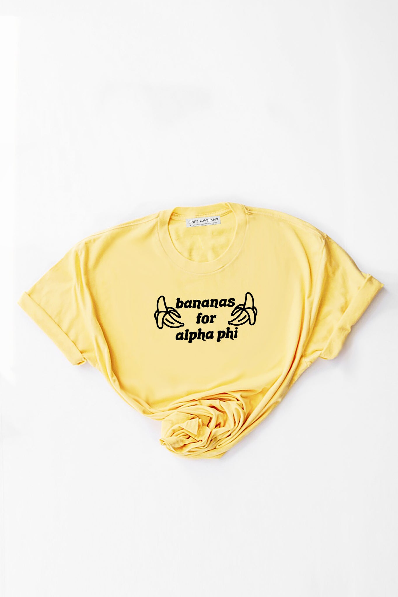 Bananas tee - most sororities available! - Spikes and Seams Greek