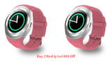 Futuristic SmartWatch Buy 2 Red & Get 10$ Off All in One Futuristic SmartWatch