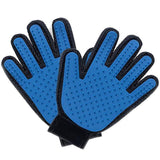 Pet deshedding glove touch 1 right and 1 left / M Pet Grooming Glove
