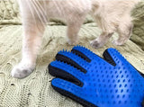 Pet deshedding glove touch Pet Grooming Glove