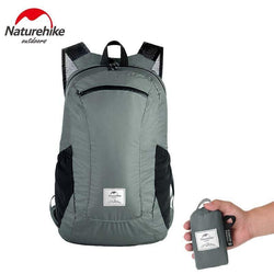 Softback Foldable Compact Backpack