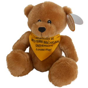 Somebody at Western Michigan Loves Me Teddy Bear