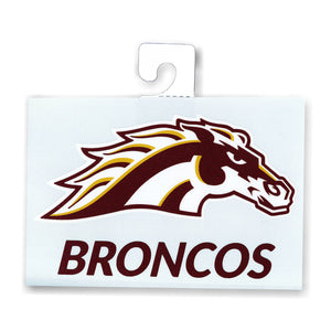 Decal: 2021 Broncos Spirit Mark