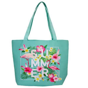 Summer Handbag Flamingo