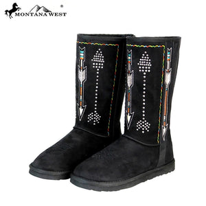 BST-105 Montana West Boots Arrow Collection