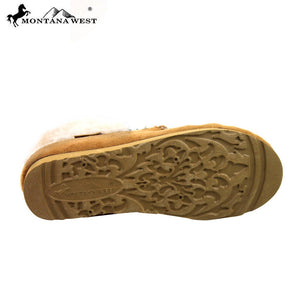 SBT-002 Montana West Moccasins Texas Collection