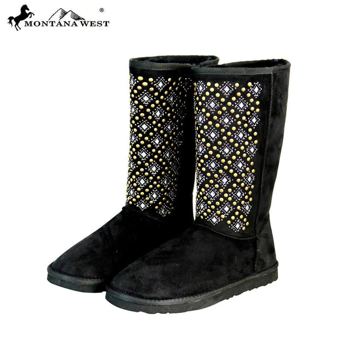 BST-104 Montana West Boots Tribal Embroidered Collection