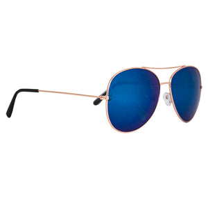 Coloured Lens Aviator Sunglasses