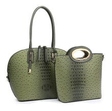 728541 Fashion Handbags Set 2 pcs