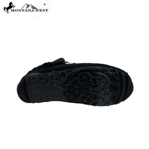 SBT-017 Montana West Moccasins Camo Collection