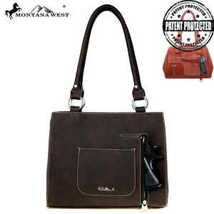 MW522G-8566 Montana West 12 Gauge Concho Collection Concealed Handgun Hobo