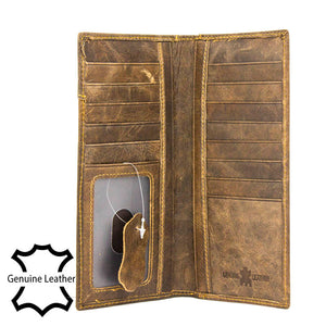 9005  Genuine Leather Men's Wallets