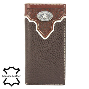908 Genuine Leather Men's Wallets