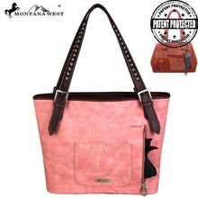 MW542G-8317 Montana West Aztec Collection Concealed Handgun Tote
